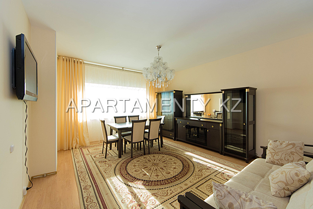 3-bedroom apartment in Astana