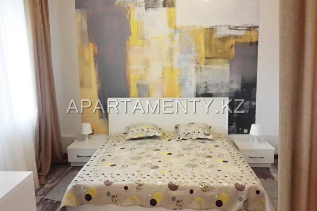Однокомнатная квартира на сутки в центре, Шымкент