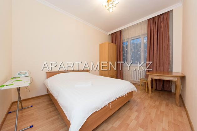 Budget apartment for daily rent, Astana, Nomad