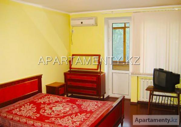 Недорогая квартира посуточно, Абылайхана, Алмата