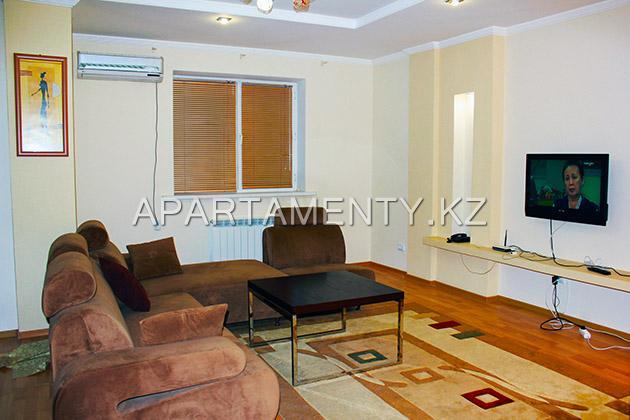 Двухкомнатная квартира в Атырау