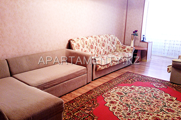 1-room apartment for daily rent, Aktau
