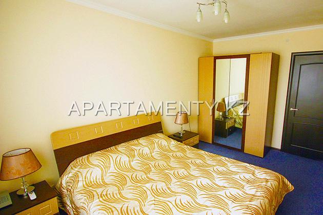 Однокомнатная квартира посуточно в Астане