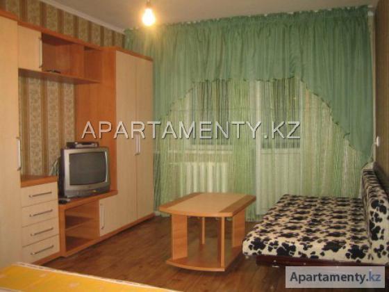 1 room apartment in Almaty