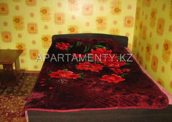 1-bedroom apartment in Kostanai