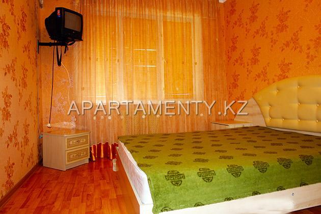 3-комнатная квартира посуточно