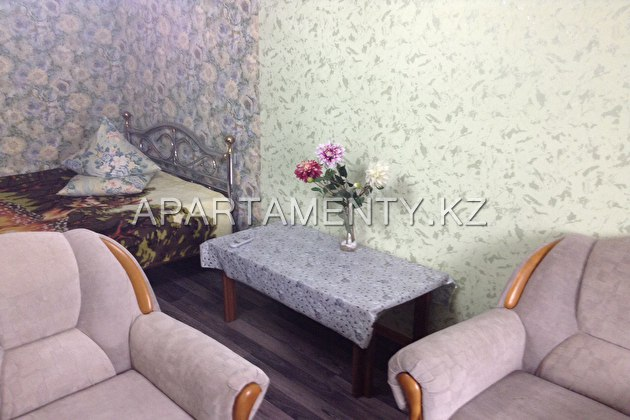 1-roomed flat for daily rent
