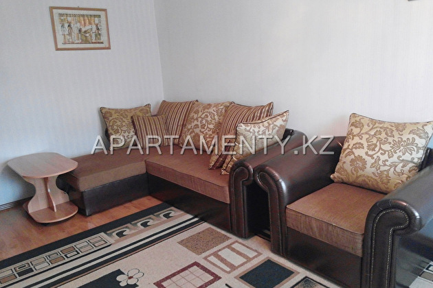 three-room apartment, Uralsk