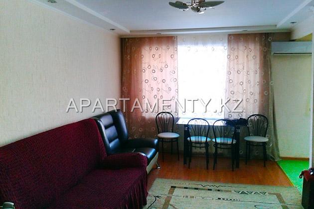 2-комнатные апартаменты центр Костаная