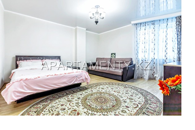 1-room apartment, 7 saraishyk str.