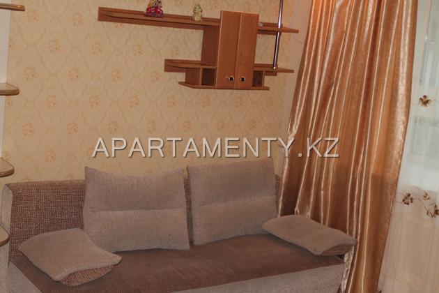 1-bedroom apartment in Pavlodar