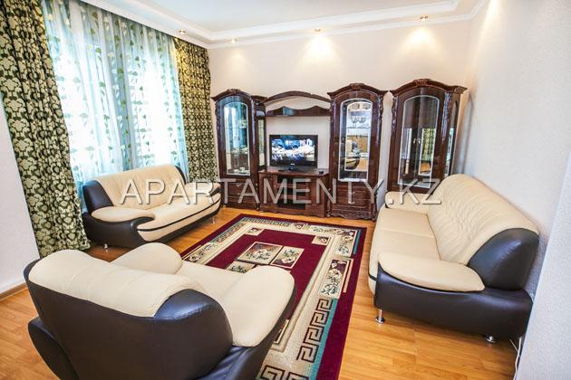 Двухкомнатная квартира посуточно Астана