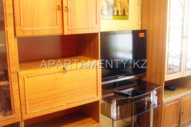 3-bedroom apartment in Burabai
