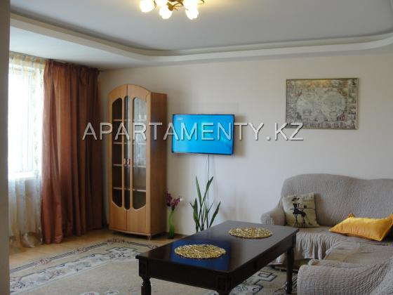 Studio apartment in Almaty
