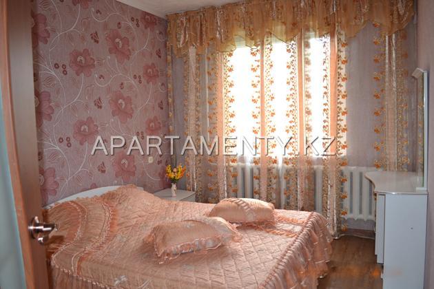 Трехкомнатная квартира посуточно в Боровом