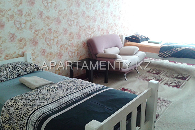 One-room apartment daily