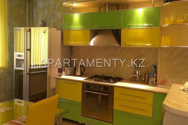 3-bedroom apartment in Kostanay