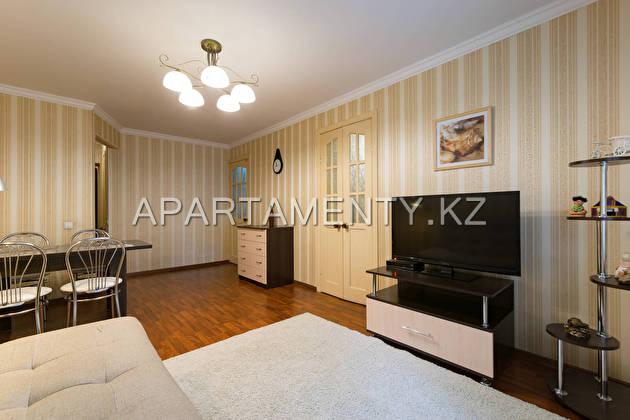 Двухкомнатная квартира посуточно, Алматы