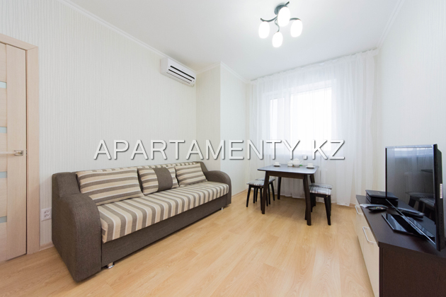 2-bedroom flat at the Left Bank