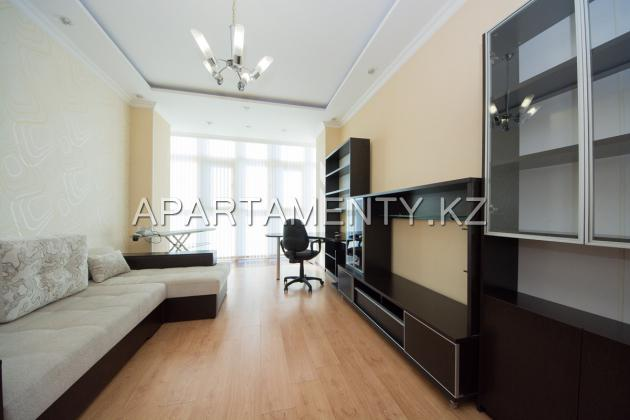 2-bedroom apartment at the Left Bank