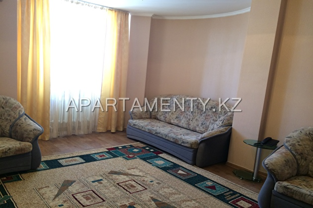 1room lux apartment, daily rent, Astana, Okzhetpes