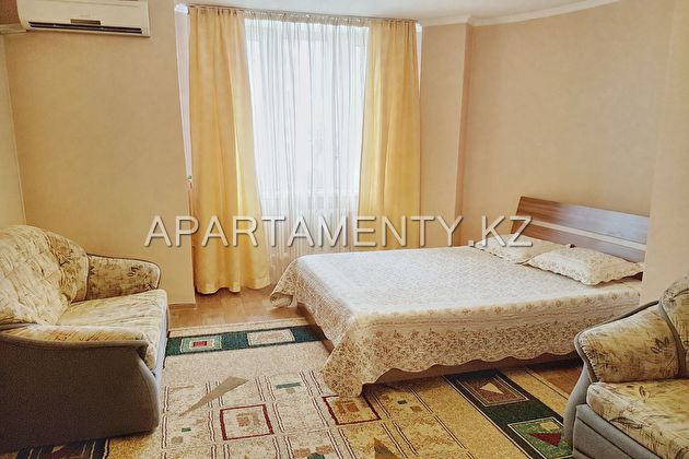 1-bedroom apartment for rent, st. Saryarka d. 50