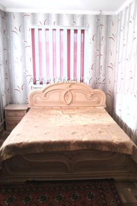 Двухкомнатная в Кызылорде, посуточно