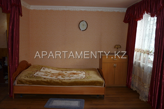 1-bedroom apartment in Aktobe