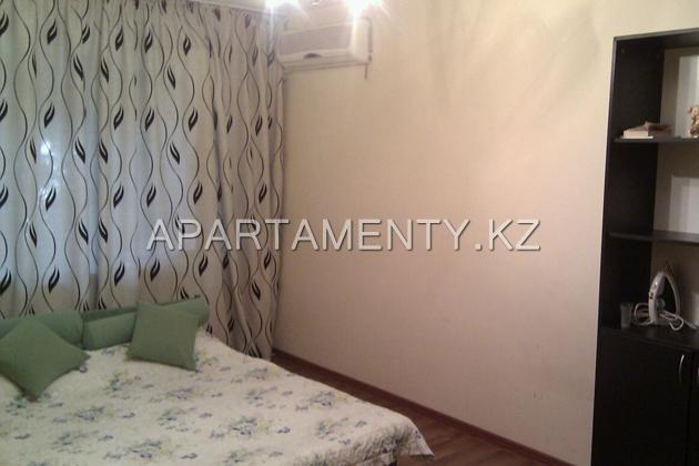 1-bedroom apartment daily
