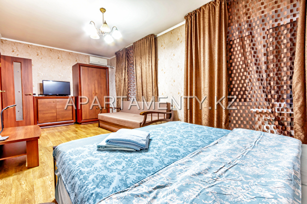1-bedroom apartment for rent, st. Zhibek-Zholy