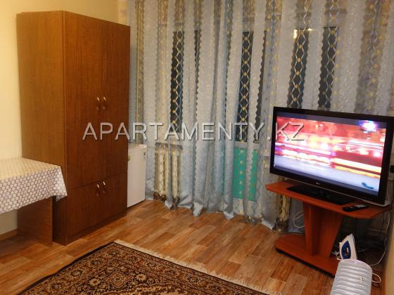 1-room apartment daily in Uralsk