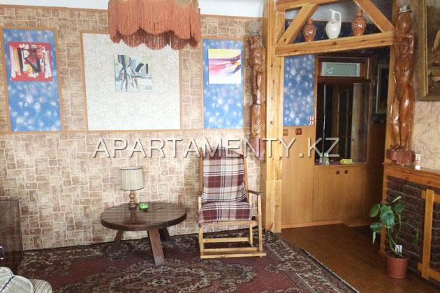 однокомнатная квартира посуточно, Кызылорда