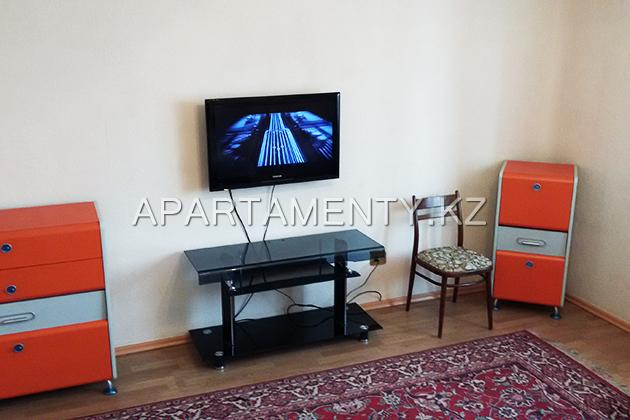 Однокомнатная квартира посуточно Самал-2 в Алмате