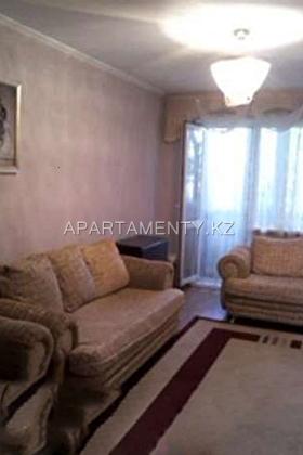 Двухкомнатная квартира в Караганде