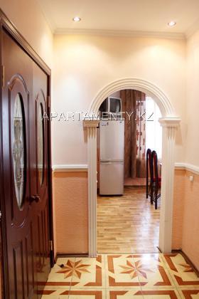 Однокомнатная квартира посуточно Атырау