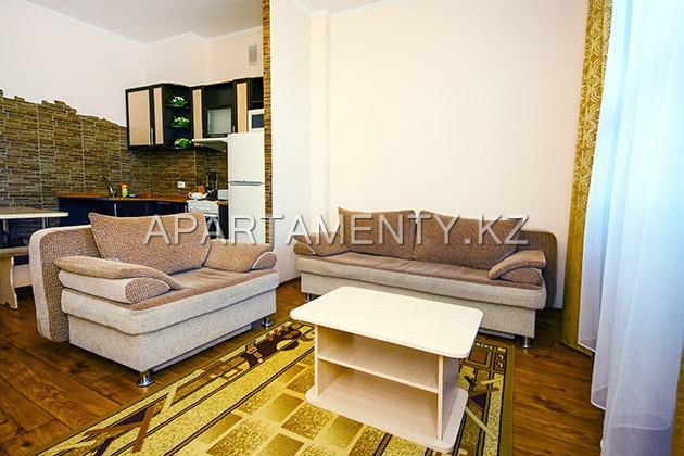 2-room apartment,daily rent, Astana, Diplomat