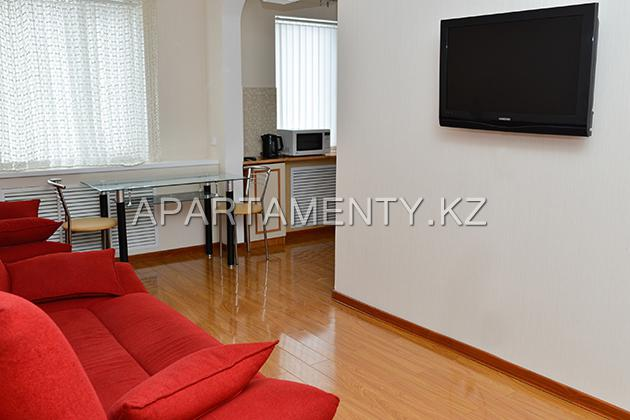 2 bedroom LUXE apartment at Akimat.