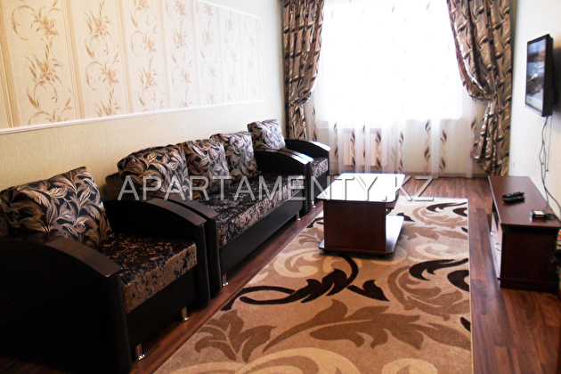 3 bedroom apartment daily, Zhana Kala