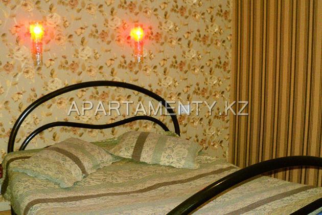 Однокомнатная квартира по часам и на ночь