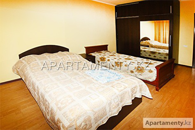 2-bedroom daily rent apartment