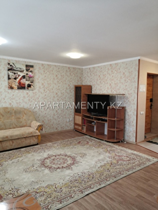 2-room apartment for daily rent in Borovoye