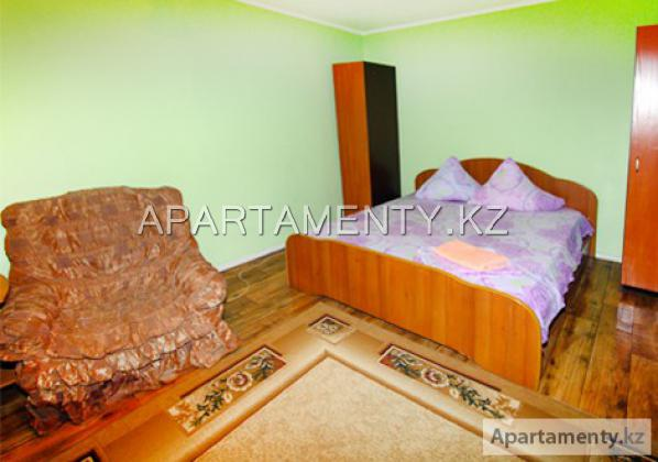 Serviced apartment in Almaty