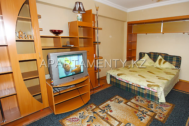 Renting apartment in Almaty