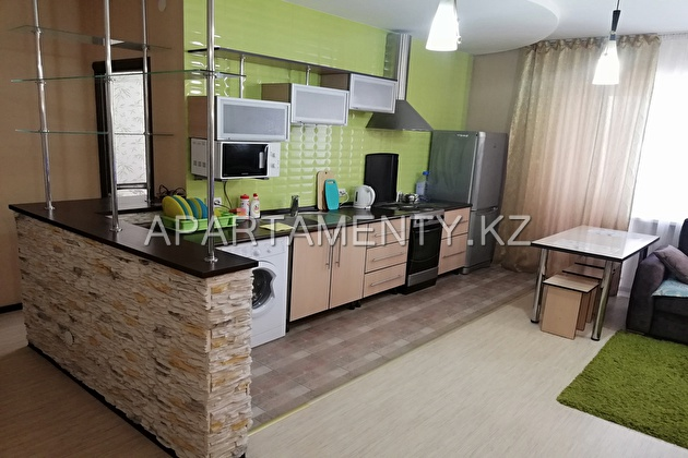 1-roomed apartment by the day, Saryarka avenue 31