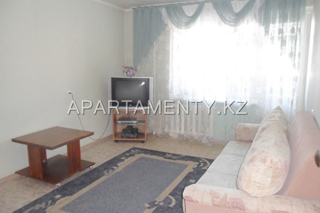 One-bedroom apartment daily in the center