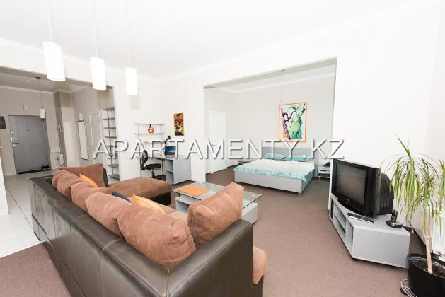 1-bedroom apartment at the Embankment