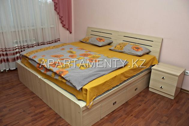 2-bedroom apartment daily