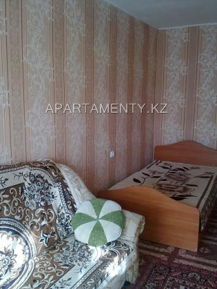 Однокомнатная квартира посуточно в центре Борового