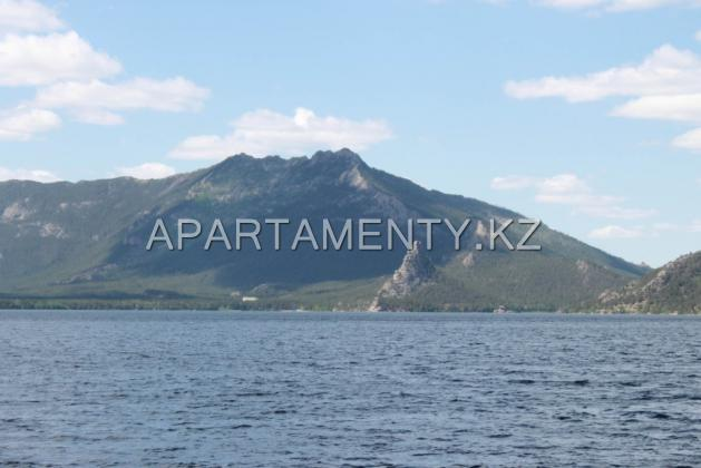 Studio apartment daily in Burabay