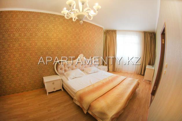Двухкомнатная квартира на Аль-Фараби - Розыбакиева
